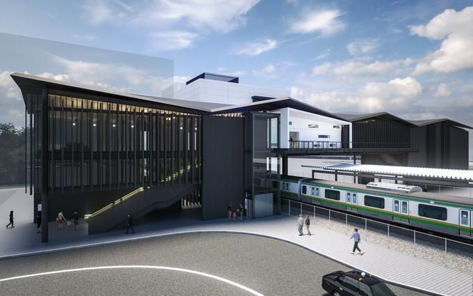 大船―藤沢に新駅