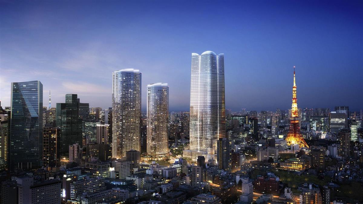 日本一の超高層住宅