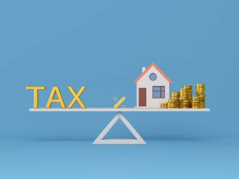 不動産売却時にかかる税金