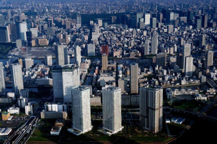 大阪、ついに不動産バブル崩壊