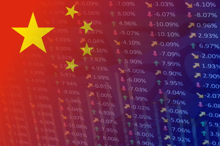 中国の不動産バブル