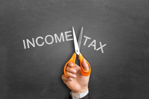不労所得でかかる税金